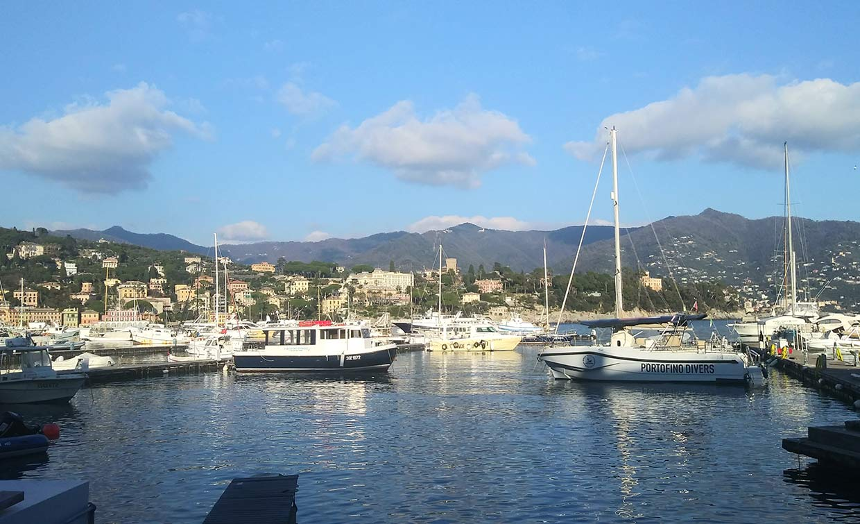 Il porto di Santa Margherita Ligure